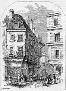 Grub Street, London, 1871