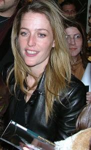 Gilian Anderson