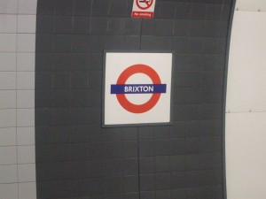 Brixton Tube Station