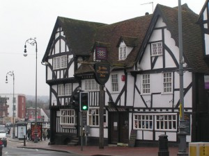 Ye Olde Chequers Inn, Tonbridge