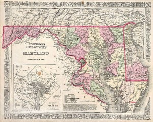 600px-1864_Johnson's_Map_of_Maryland_and_Delaware_-_Geographicus_-_DEMD-j-64