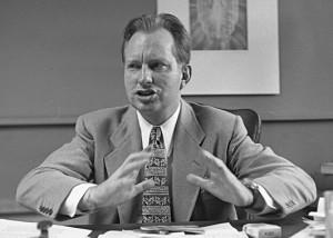 L. Ron Hubbard in 1950 (wikimedia)