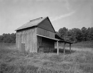 Tobacco Farm near Clover, VA (Historic Am. Buildings Survey)